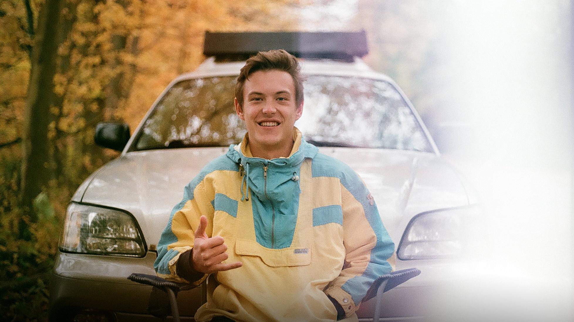 Reid's Subaru
